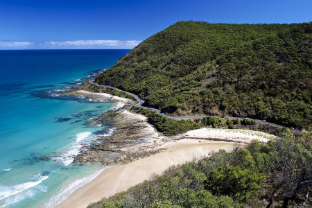 Cover image for Great Ocean Road to host XTERRA Australia 2021